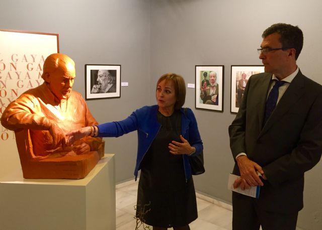 Una Ramón Gaya ´muy real´ recibe a los visitantes a su Museo - 1, Foto 1
