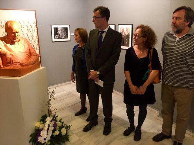 Una Ramón Gaya ´muy real´ recibe a los visitantes a su Museo - 2, Foto 2