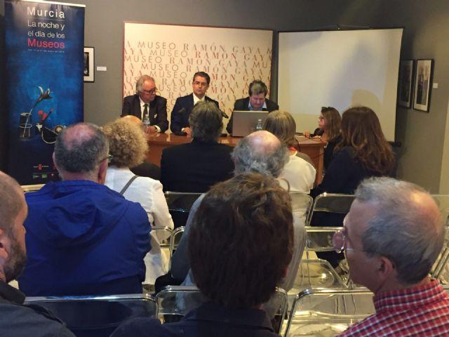 El director del Instituto Cervantes en París habla en el Gaya sobre los museos unipersonales - 1, Foto 1