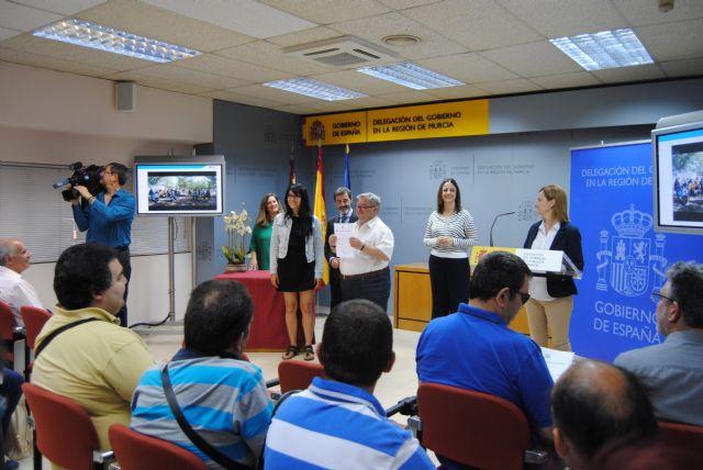 La DGT premia a tres centros de la región de Murcia en la IV edición del Concurso de Proyectos de Educación Vial, Foto 1