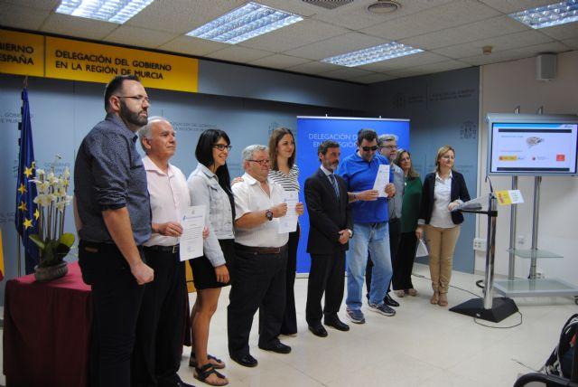 La DGT premia a tres centros de la región de Murcia en la IV edición del Concurso de Proyectos de Educación Vial, Foto 2