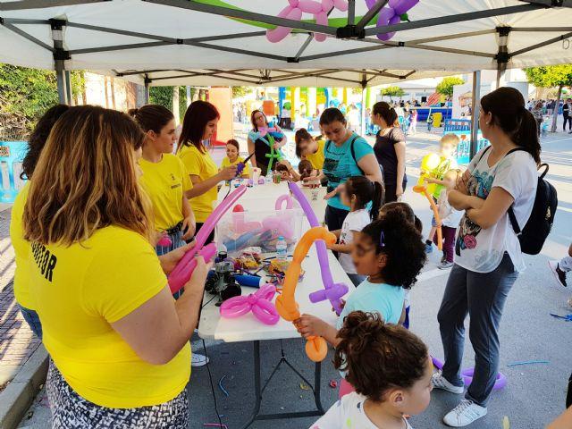 Más de 700 escolares participan en los Deportimayos 2018, Foto 1