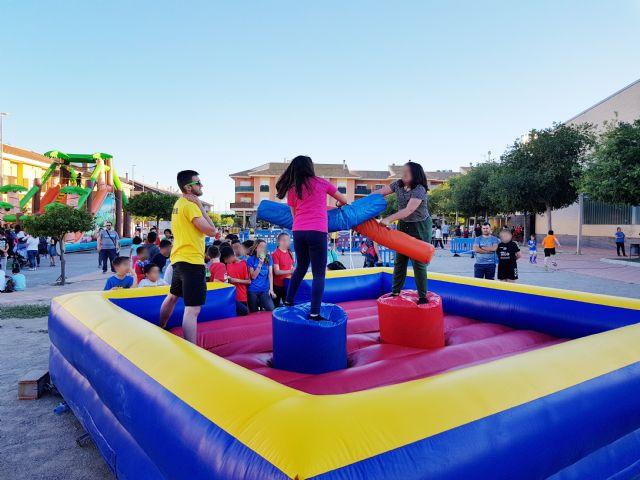 Más de 700 escolares participan en los Deportimayos 2018, Foto 2