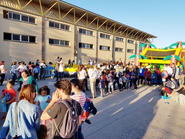 Más de 700 escolares participan en los Deportimayos 2018, Foto 5