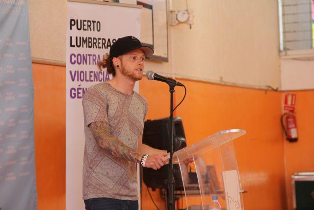 Puerto Lumbreras desarrolla una campaña de prevención de violencia de género a ritmo de rap - 2, Foto 2