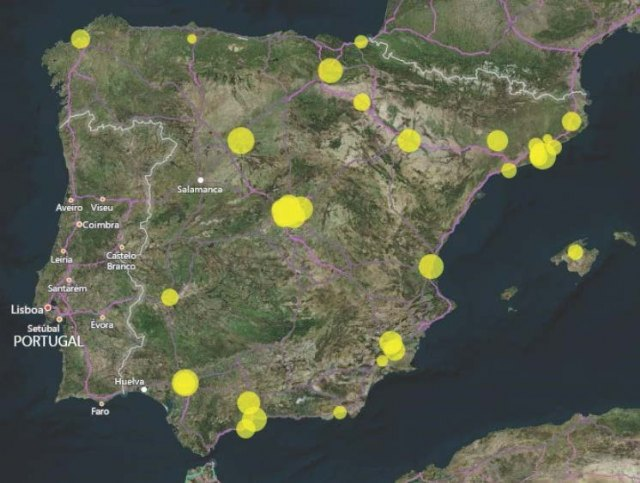 The corporate Twitter profile of Totana City Council is included, for the first time, in the TOP-40 of the most influential accounts of town halls in Spain, Foto 3