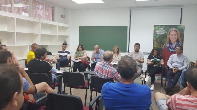 Mariola Guevara se reúne con las asociaciones y clubes deportivos, Foto 1