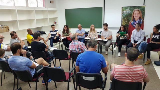 Mariola Guevara se reúne con las asociaciones y clubes deportivos, Foto 2