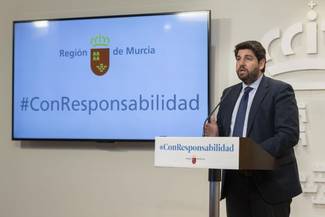 López Miras pide al Gobierno central una reducción del IVA al turismo y la hostelería