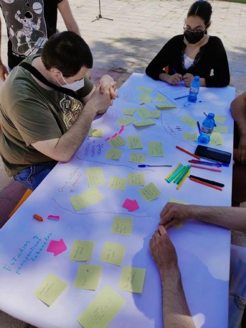 Se celebran las primeras jornadas participativas para la elaboración del Plan Estratégico de Juventud - 1, Foto 1