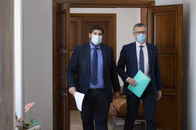 Más de 100.000 personas están citadas esta semana para vacunarse en la Región de Murcia