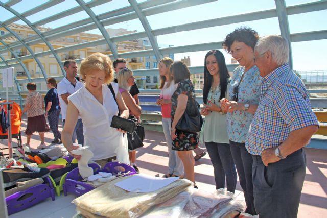 Nuevo Mercadillo para fomentar la actividad comercial en Puerto Lumbreras - 1, Foto 1