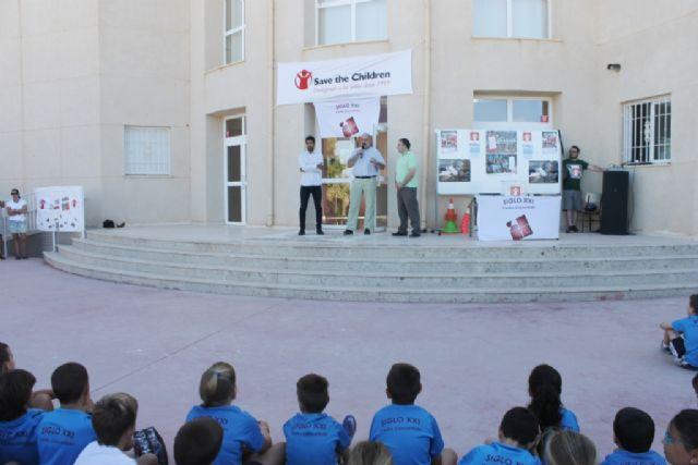 El colegio siglo XXI es nombrado embajador de la ONG Save the Children - 1, Foto 1