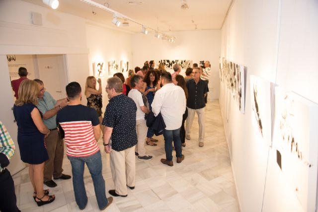 Álvaro Peña enriquece la oferta cultural del municipio con su exposición en Casas Consistoriales, Foto 3