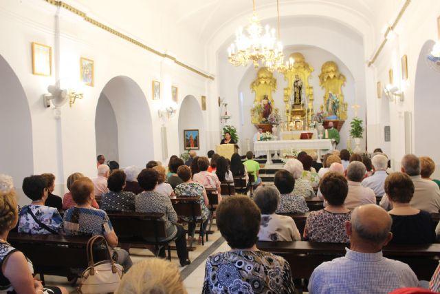 Finalizan las obras de acondicionamiento de la Iglesia del Carmen en Góñar - 2, Foto 2
