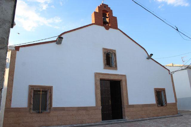 Finalizan las obras de acondicionamiento de la Iglesia del Carmen en Góñar - 3, Foto 3