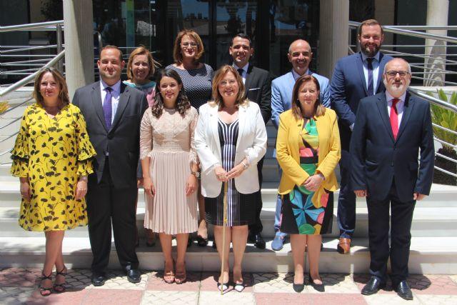 La alcaldesa anuncia la distribución de concejalías del nuevo equipo de Gobierno - 1, Foto 1