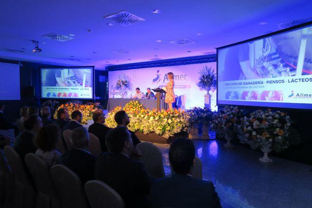 Alimer celebra su Asamblea General y hace entrega de los premios Fundación Alimer - 3, Foto 3