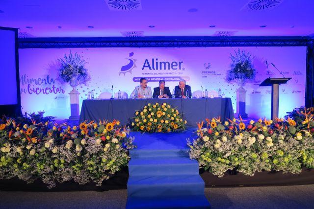 Alimer celebra su Asamblea General y hace entrega de los premios Fundación Alimer - 4, Foto 4