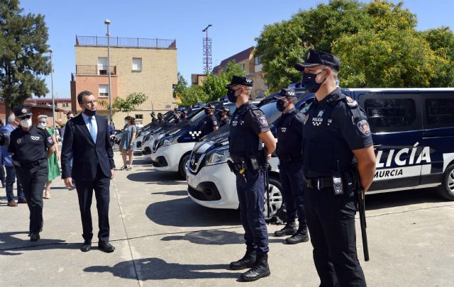 El Ayuntamiento activa un nuevo grupo de Policía Local que vela por la seguridad de los vecinos de las pedanías - 2, Foto 2