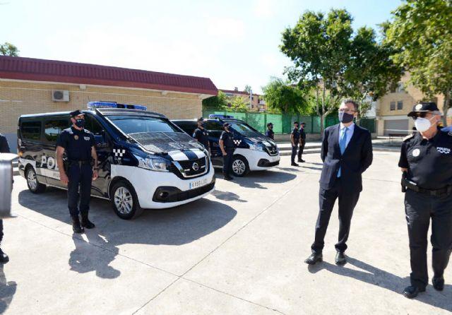 El Ayuntamiento activa un nuevo grupo de Policía Local que vela por la seguridad de los vecinos de las pedanías - 3, Foto 3