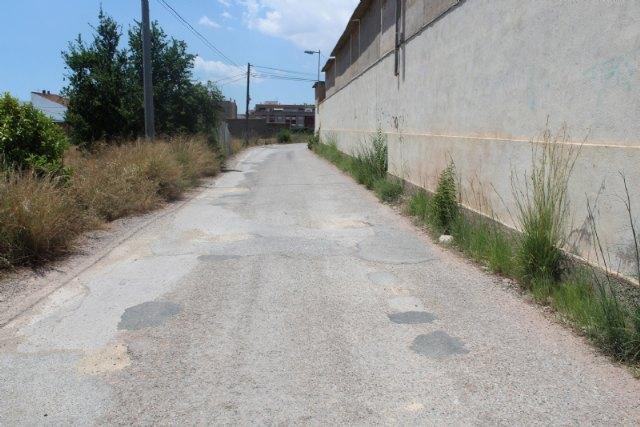 Cortarán a partir de mañana jueves, durante al menos una semana, el Camino del Cementerio por las obras de rehabilitación y pavimentación de esta infraestructura - 1, Foto 1