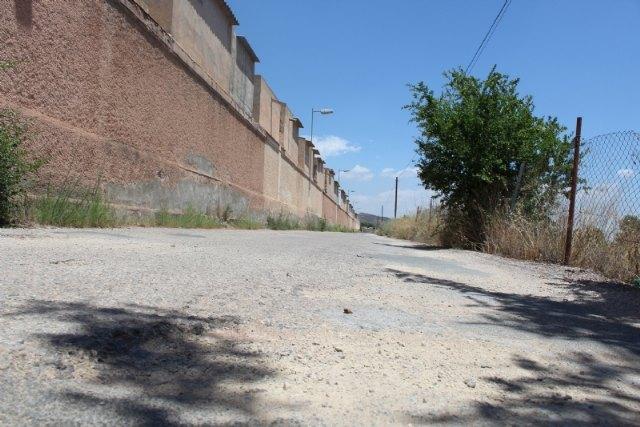 Cortarán a partir de mañana jueves, durante al menos una semana, el Camino del Cementerio por las obras de rehabilitación y pavimentación de esta infraestructura - 2, Foto 2