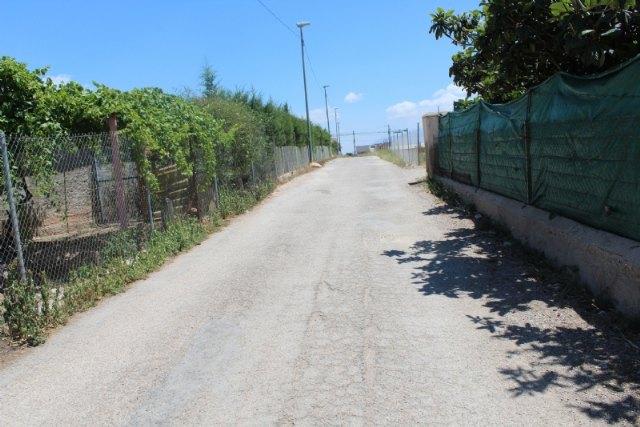 Cortarán a partir de mañana jueves, durante al menos una semana, el Camino del Cementerio por las obras de rehabilitación y pavimentación de esta infraestructura - 3, Foto 3
