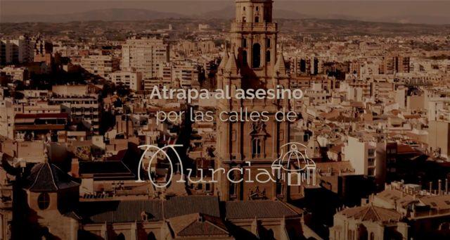 Murcia estrena la primera película para jugar por la ciudad a modo de escape room urbano - 4, Foto 4