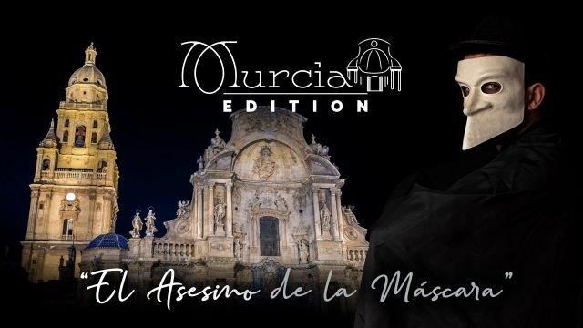 Murcia estrena la primera película para jugar por la ciudad a modo de escape room urbano - 1, Foto 1