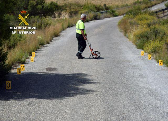 La Guardia Civil investiga a un motorista por causar lesiones graves a un ciclista tras realizar una conducción temeraria - 2, Foto 2