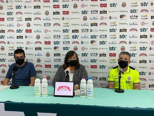 Juan Alcaráz deja el banquillo del STV Roldán - 3, Foto 3