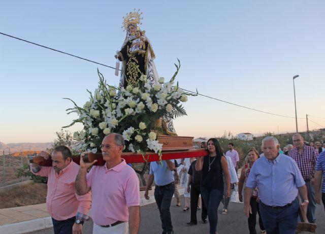 La pedanía lumbrerense de Góñar celebra las fiestas en honor a la Virgen del Carmen - 2, Foto 2