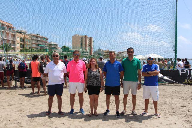 Andalucía y Melilla se hacen con los nacionales Senior y Juvenil de selecciones territoriales de Futbol Playa celebrados en San Pedro del Pinatar - 1, Foto 1