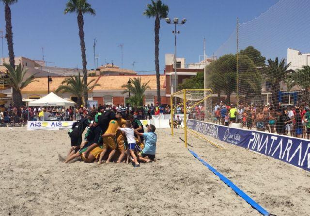 Andalucía y Melilla se hacen con los nacionales Senior y Juvenil de selecciones territoriales de Futbol Playa celebrados en San Pedro del Pinatar - 3, Foto 3