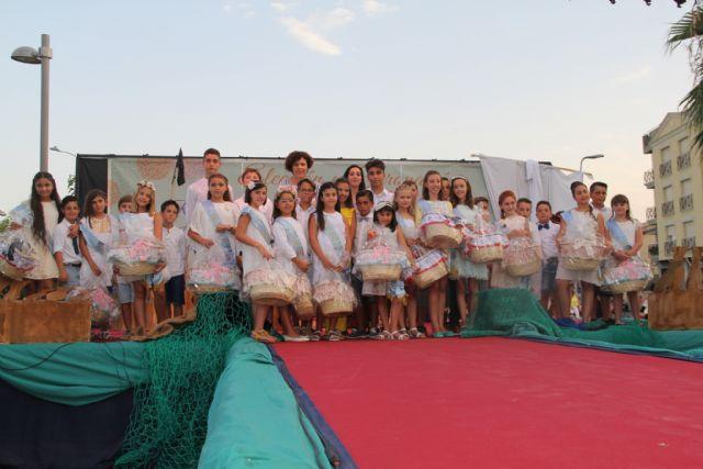 Elena Ruiz es la nueva Reina Infantil 2017 de Puerto Lumbreras - 1, Foto 1
