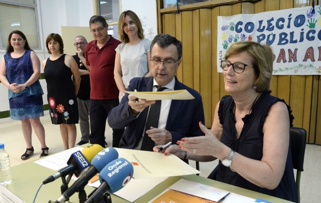 El Ayuntamiento y Unicef suscriben el convenio que ratifica a Murcia como ´Ciudad Amiga de la Infancia´ - 1, Foto 1