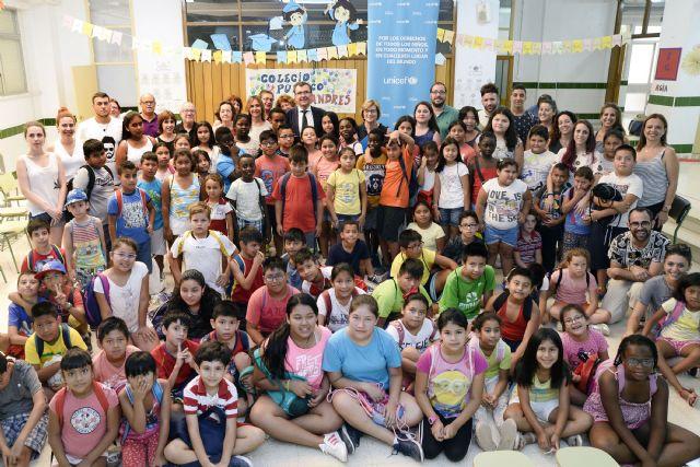 El Ayuntamiento y Unicef suscriben el convenio que ratifica a Murcia como ´Ciudad Amiga de la Infancia´ - 2, Foto 2
