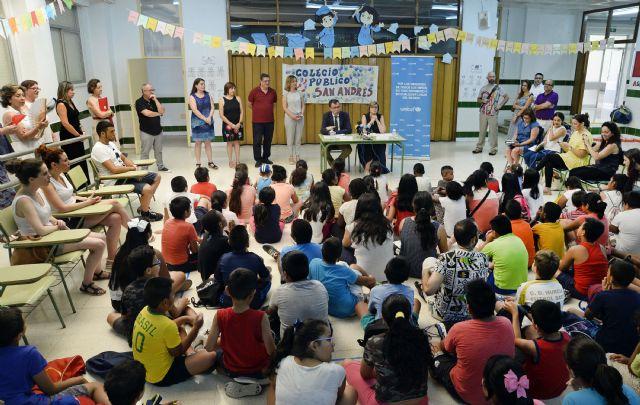 El Ayuntamiento y Unicef suscriben el convenio que ratifica a Murcia como ´Ciudad Amiga de la Infancia´ - 4, Foto 4