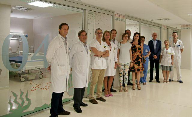 Coronado: Las nuevas urgencias del materno infantil de la Arrixaca suponen un aumento de la calidad en la atención médica - 2, Foto 2
