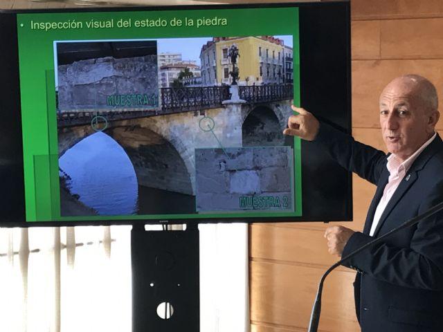 El Puente Viejo cierra tres noches al tráfico para ultimar los análisis previos a su rehabilitación integral - 2, Foto 2