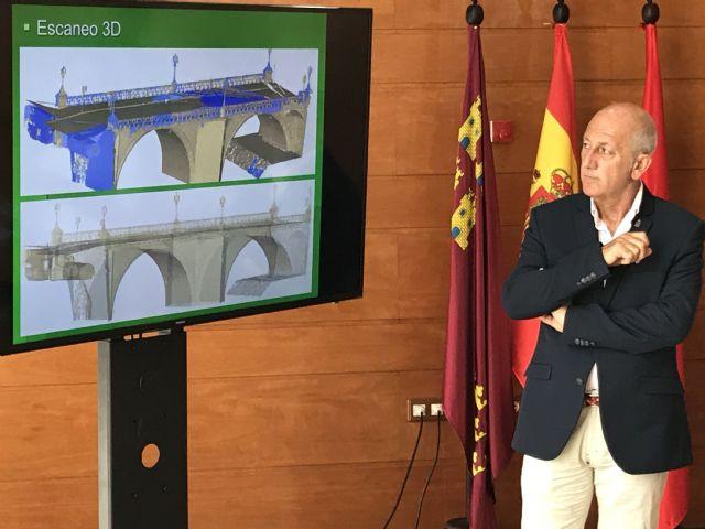 El Puente Viejo cierra tres noches al tráfico para ultimar los análisis previos a su rehabilitación integral - 3, Foto 3