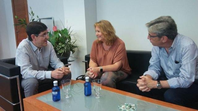 Salud y Fundación Luzón suscribirán un convenio para mejorar la atención a pacientes con ELA - 1, Foto 1