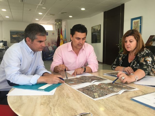 El Ayuntamiento y la Dirección General del Agua avanzan en el proyecto de recogida de aguas pluviales con un red de colectores y balsas de aprovechamiento - 2, Foto 2