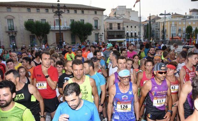 La Carrera Popular Fiestas de Santiago contó con la participación de un total de 226 atletas - 4, Foto 4