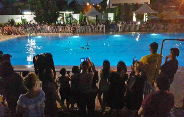 Las piscinas municipales de Puerto Lumbreras abren en horario nocturno los martes del mes de julio - 2, Foto 2