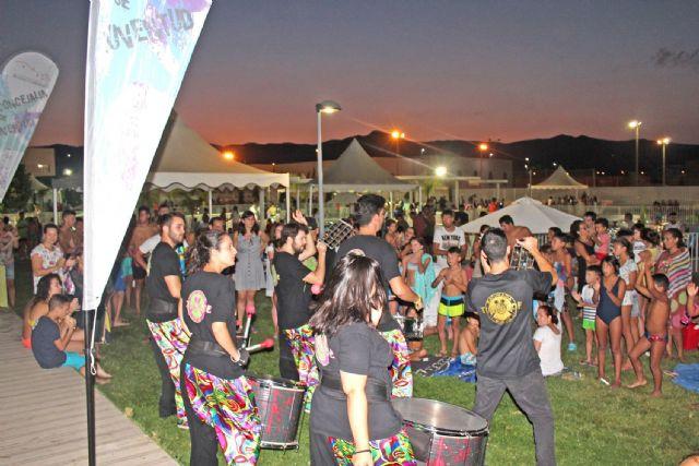 Las piscinas municipales de Puerto Lumbreras abren en horario nocturno los martes del mes de julio - 3, Foto 3