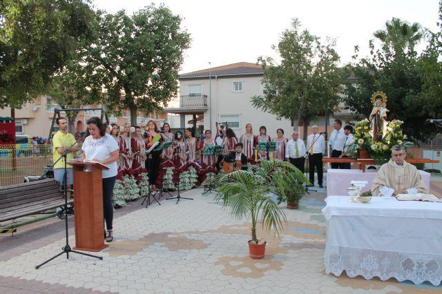Con la procesión de la Virgen del Carmen finalizan las fiestas patronales del barrio archenero de La Providencia - 1, Foto 1