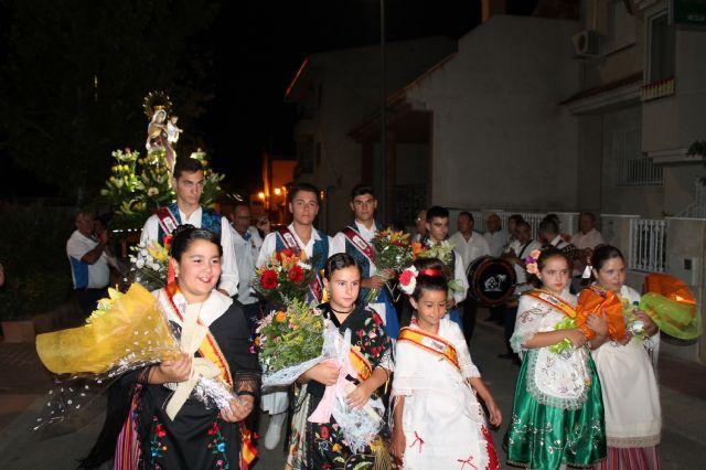 Con la procesión de la Virgen del Carmen finalizan las fiestas patronales del barrio archenero de La Providencia - 2, Foto 2