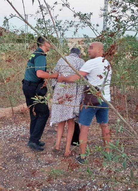 Localizado un desaparecido con demencia senil y movilidad reducida en Santomera - 1, Foto 1